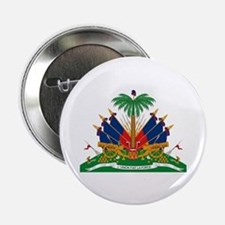 """Haiti Coat of Arms 2.25"""" Button (10 pack)"""