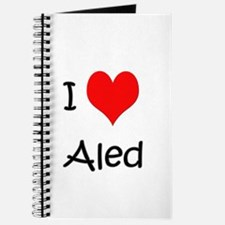 I love Aled Journal