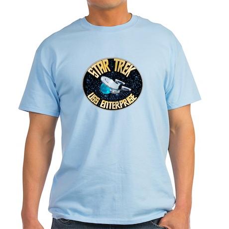Star Trek USS Enterprise Light T-Shirt