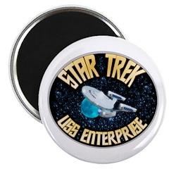 Star Trek USS Enterprise Magnet
