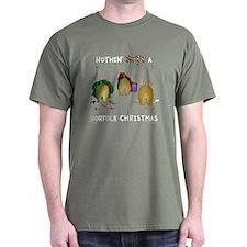 Norfolk Terrier Christmas T-Shirt