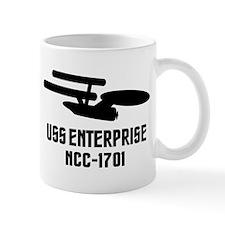 USS Enterprise Mug