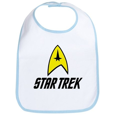 Star Trek Command Bib