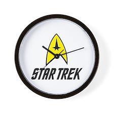 Star Trek Command Wall Clock
