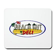 Beach Hut Deli Mousepad
