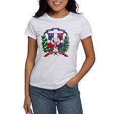 Dominican Republic Coat of Ar Tee