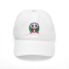 Dominican Republic Coat of Ar Baseball Cap