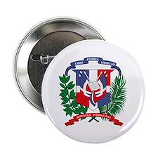"Dominican Republic Coat of Ar 2.25"" Button (10 pac"