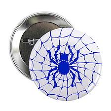 """Halloween Spider 2.25"""" Button"""