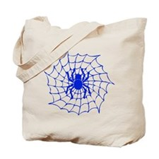 Halloween Spider Tote Bag