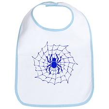Halloween Spider Bib