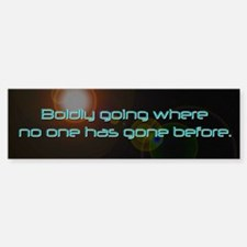 Star Trek Bumper Bumper Sticker