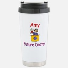 Cute Future occupation Travel Mug