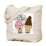 Cool Ice Cream Tote Bag