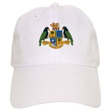 Dominica Coat of Arms Baseball Cap