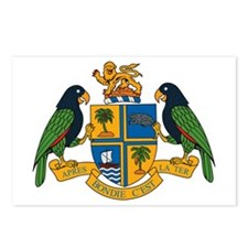 Dominica Coat of Arms Postcards (Package of 8)