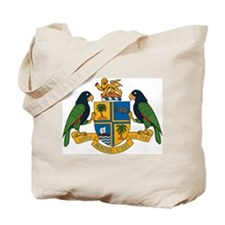 Dominica Coat of Arms Tote Bag