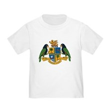 Dominica Coat of Arms T