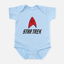 Star Trek Engineering Infant Bodysuit
