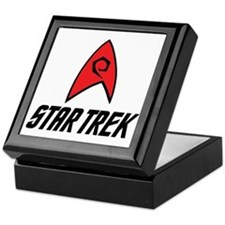 Star Trek Engineering Keepsake Box