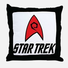 Star Trek Engineering Throw Pillow