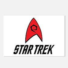 Star Trek Engineering Postcards (Package of 8)