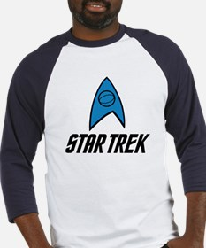 Star Trek Science Baseball Jersey