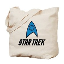 Star Trek Science Tote Bag