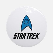 Star Trek Science Ornament (Round)