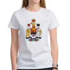 Canadian Coat of Arms Tee