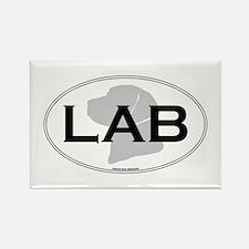 LAB Rectangle Magnet