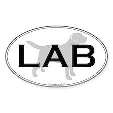 LAB II Decal