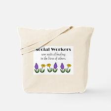 Seeds of Healing Tote Bag