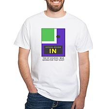 """""""IN"""" - Mens Shirt"""