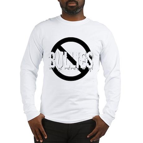 No Bullies! Long Sleeve T-Shirt
