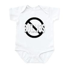 No Bullies! Infant Bodysuit