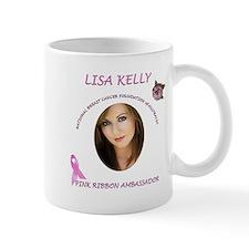 Lisa Kelly NBCF Small Mug