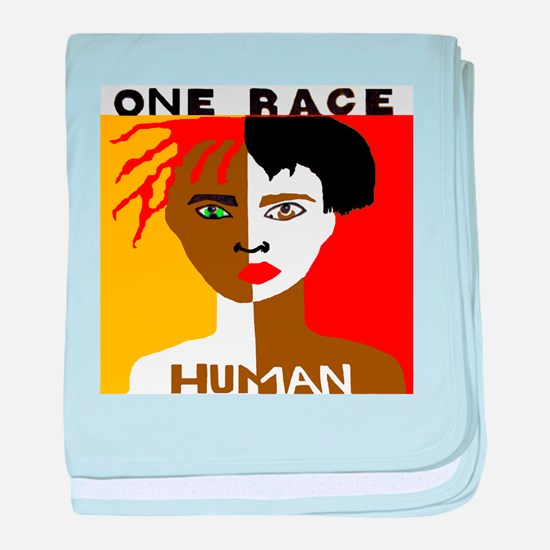 Anti-Racism Infant Blanket