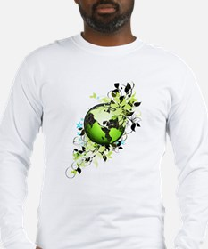 Live Green (Long Sleeve Shirt)
