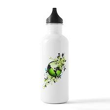Live Green Water Bottle