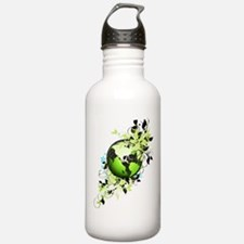 Live Green Water Bottle