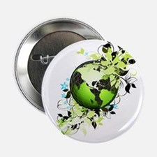 "Live Green 2.25"" Button"
