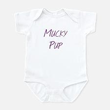 Mucky Pup Infant Bodysuit