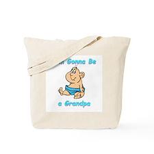 I'm Gonna be a Grandpa Tote Bag
