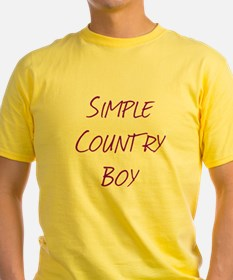 Simple Country Boy T