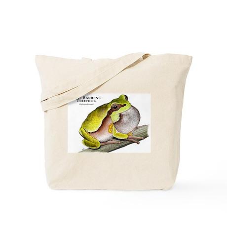 Pine Barrens Treefrog Tote Bag