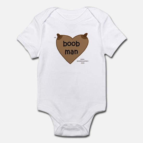 BoobMan DC Infant Bodysuit