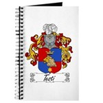 Testi Coat of Arms Journal