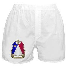 Acadian Shield Boxer Shorts