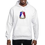 Acadian Shield Hooded Sweatshirt